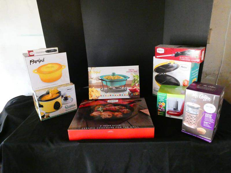 Lot # 172-Lets have a Fiesta- Amazing kitchen items you always wanted (main image)