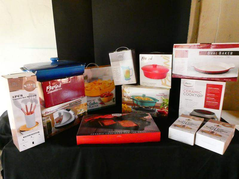Lot # 175- More new in box kitchen goodies! Look at all pictures (main image)