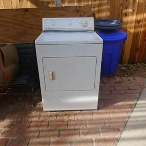Auction Thumbnail for: Lot # 86- Frigidaire Electric Dryer