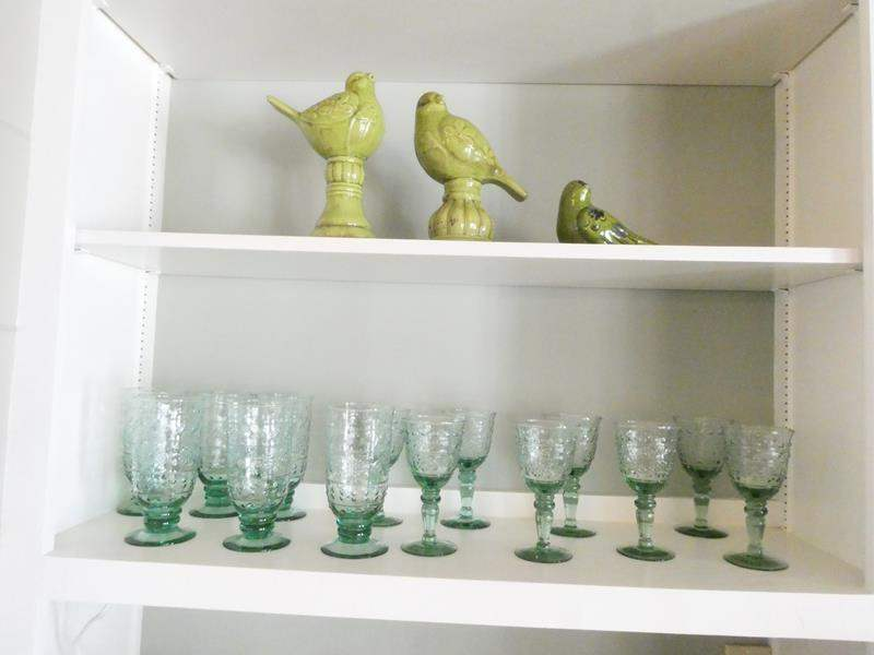 Lot # 7- Exquisite goblets, glasses and ceramic pieces (main image)