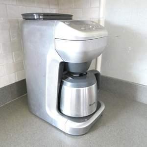 Lot # 69- Breville Coffee Maker