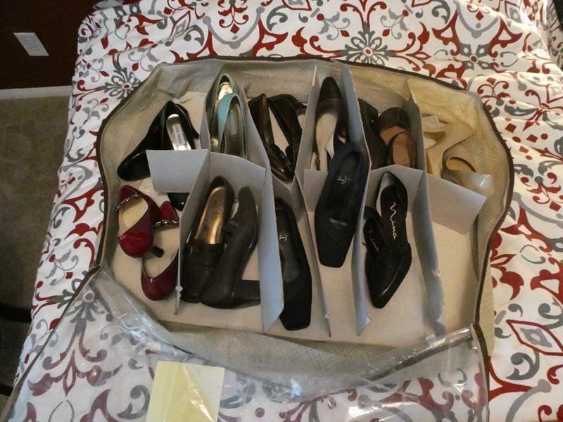 Lot # 99- Women's Shoes! Sizes 7.5-8 (main image)
