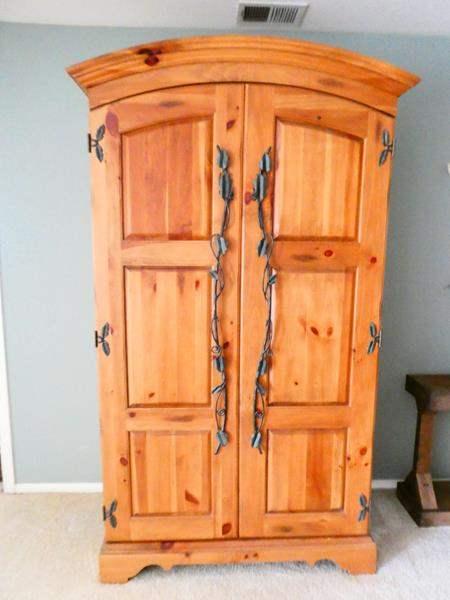 Lot # 32-Beautiful Solid Wood Armoire- Pennsylvania House (main image)