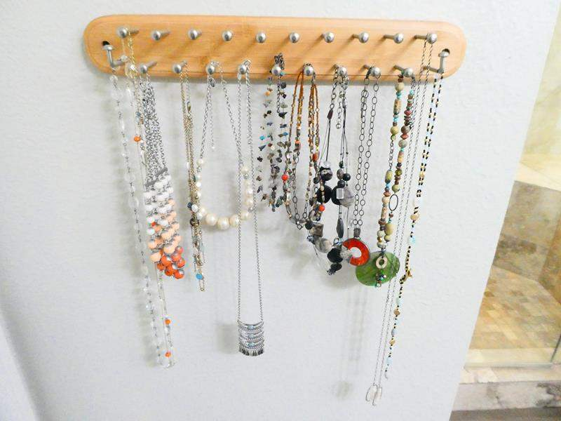 Lot # 46- Costume Jewelry- 13 necklaces (main image)