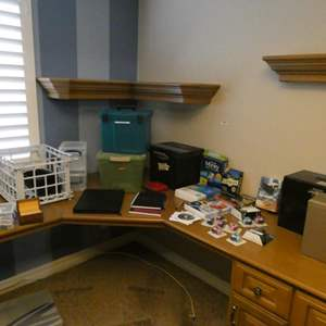 Lot # 115- Office treasures