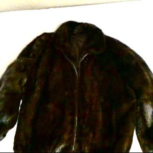Lot # 213- Fur coat- great quality- Very soft inside- very soft with lining inside