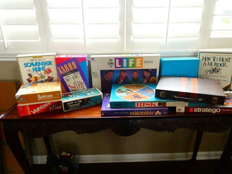 Lot # 15-Classic Games! (main image)