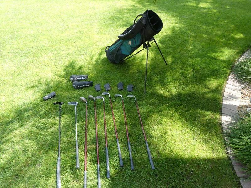 Lot # 138- La Jolla golf clubs (main image)