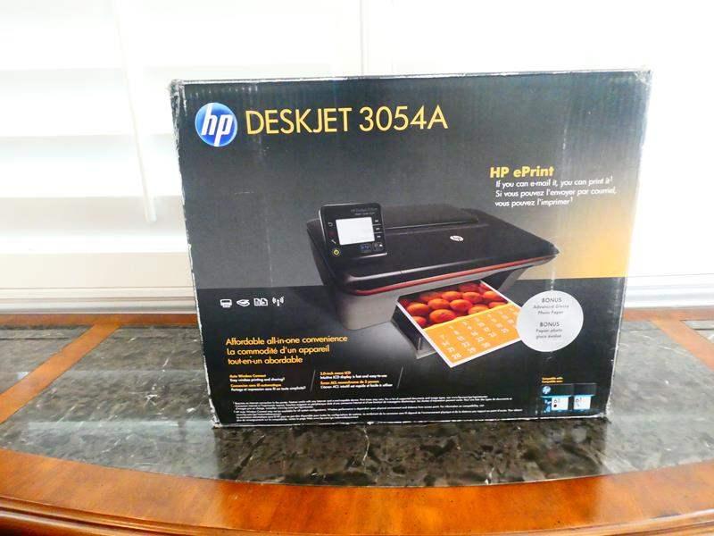 Lot # 44-hp Deskjet 3054A (main image)