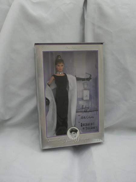 Lot # 155- Audrey Hepburn collector's item! (main image)