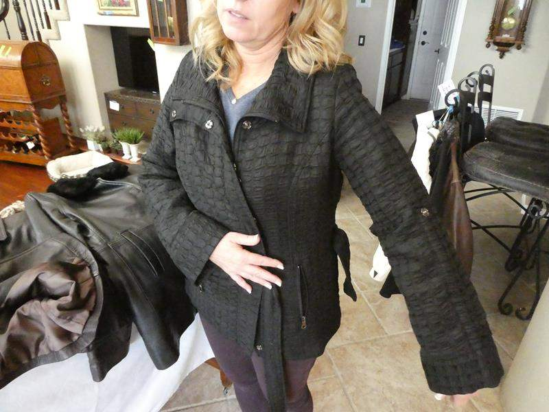 Lot # 160- High-end jackets, including Golden Bear (main image)