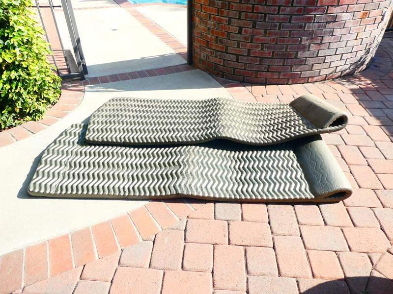 Lot # 55-Pool float mats. Just like Glen Ivy! (main image)