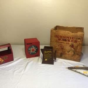 Auction Thumbnail for: Lot # 213- Rare antique finds!