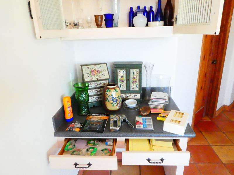 Lot # 63-Kitchen Catch All Items! Lots of Treasures! (main image)