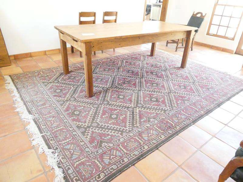 Lot # 26-Very Large Area Rug! (main image)