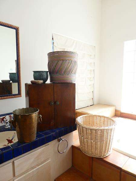 Lot # 41-Baskets, Storage Cabinet, and MORE! (main image)