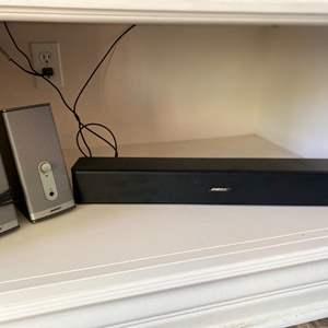 Lot # 21-Bose sound system