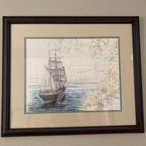 Lot # 22-Sail away to Bristol Bay