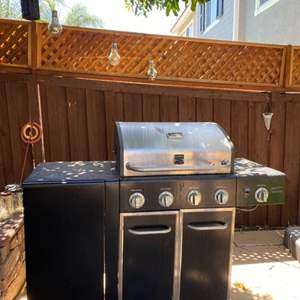 Lot # 23- Kenmore BBQ with cover