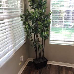 Lot # 56- 6ft Artificial Tree!