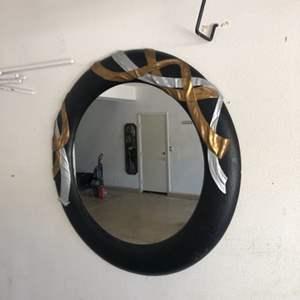Lot # 59- Hanging Mirror