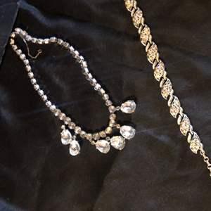 Lot # 81-Bling Bling! Beautiful rhinestone jewelry, in Neiman Marcus box