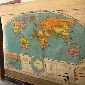 Lot# 84- Maps!