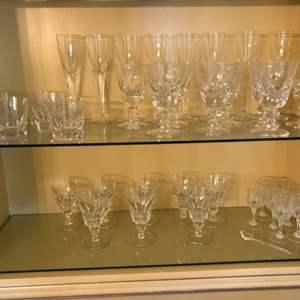 Auction Thumbnail for: Lot # 35-Glassware!