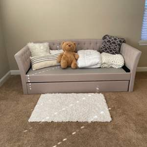 Lot # 43-Day Bed with Trundle and More