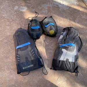 Lot # 50-Water Fun! Snorkels, Fins, and Masks
