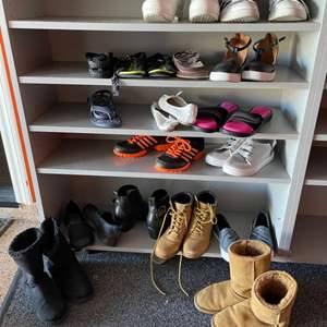 Lot # 53-Shoes, Shoes, and more Shoes! Women's size 7