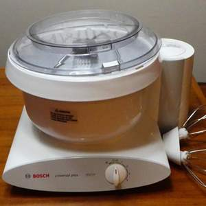 Auction Thumbnail for: Lot # 103-Bosch universal plus mixer! Great condition! almost new!