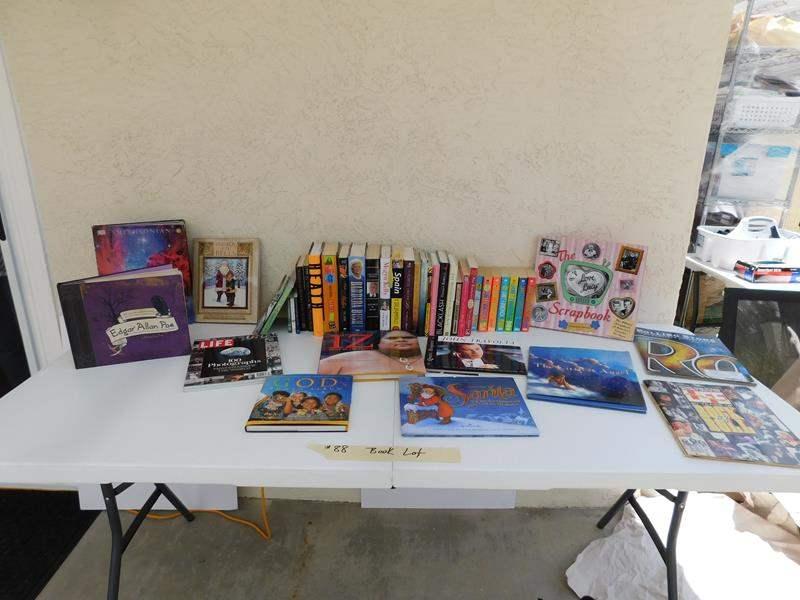 Lot # 88 Books, books, books! (main image)