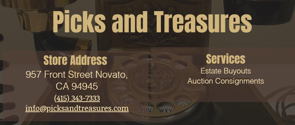 Picks and Treasures, LLC