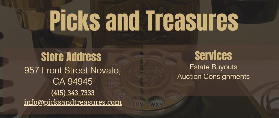 Picks and Treasures