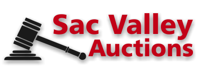 Logo for Sac Valley Auctions