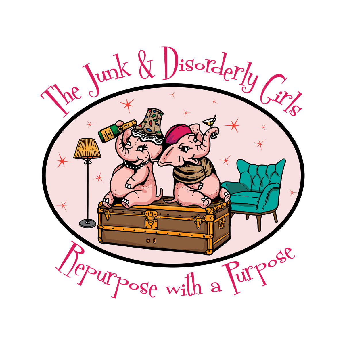 The Junk and Disorderly Girls
