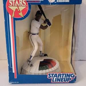 1992 Ken Griffey Jr Stadium Stars Starting Lineup