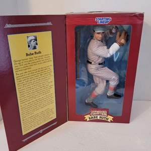 1996 Babe Ruth Cooperstown Collection Starting Lineup