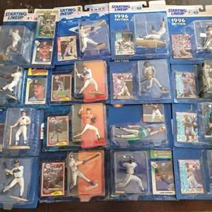 1994-1996 Baseball Starting Lineup Figures