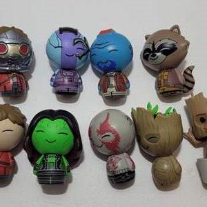 Marvel Guardians of The Galaxy Dorbz Vinyl Figures (9)