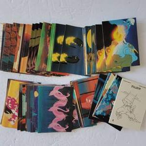 Disneys Little Mermaid Trading Cards