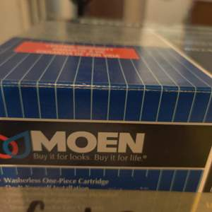 Lot # 53 Moen tub and shower fixture NEW IN BOX