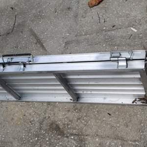 Lot # 194 ez-access 5 ft ramp folding