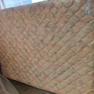 Lot # 224 new queen size mattress and box spring still in plastic