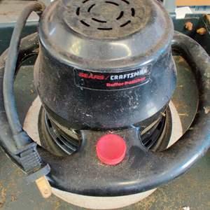 Lot # 253 Craftsman buffer polisher works