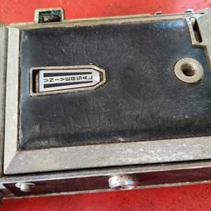 Lot # 258 vintage universal pop up camera untested