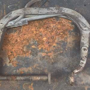Lot # 277 specialty brake tool clamp large