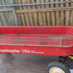 Lot # 298 Roadmaster vintage wagon Nice condition