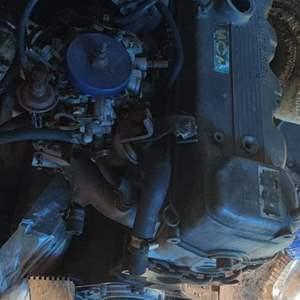 Lot # 308 1985 Dodge caravan engine 4 cylinder rebuilt by Fox engine company